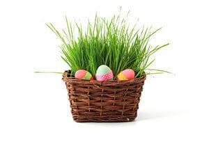 Nageldesign an Ostern