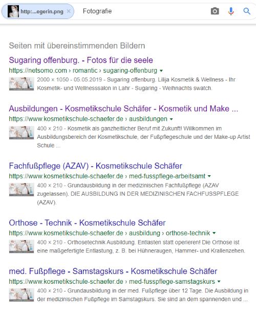 Laura Bernthaler Fußpflegerin